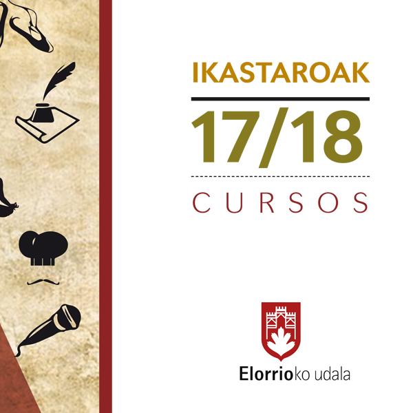 ELORRIOKO IKASTAROAK